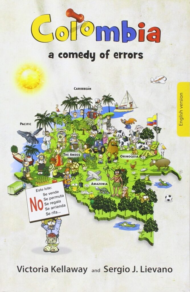 news.estereofonica.com new edition colombia a comedy of errors by victoria kellaway 71rham04ul