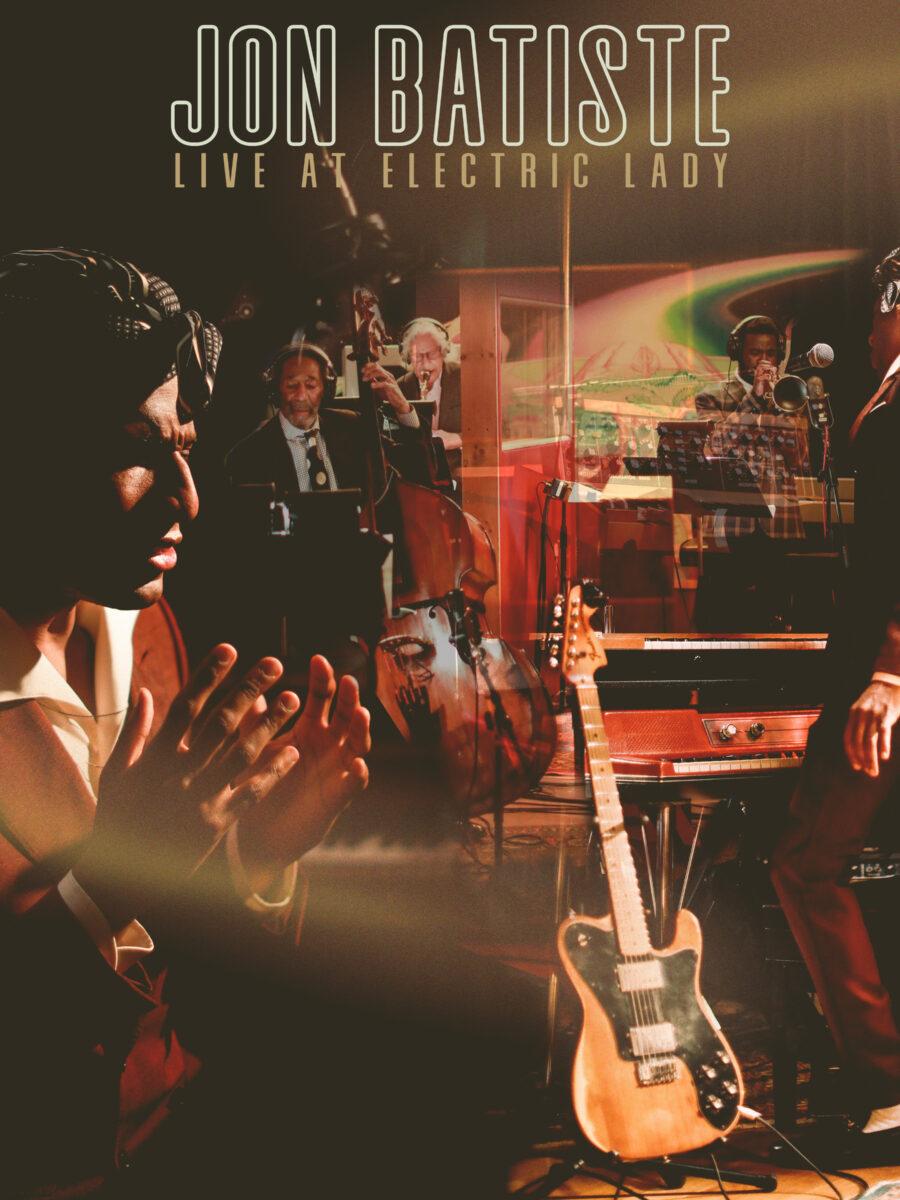 jon batiste performs live on new series on spotify jon batiste live cover