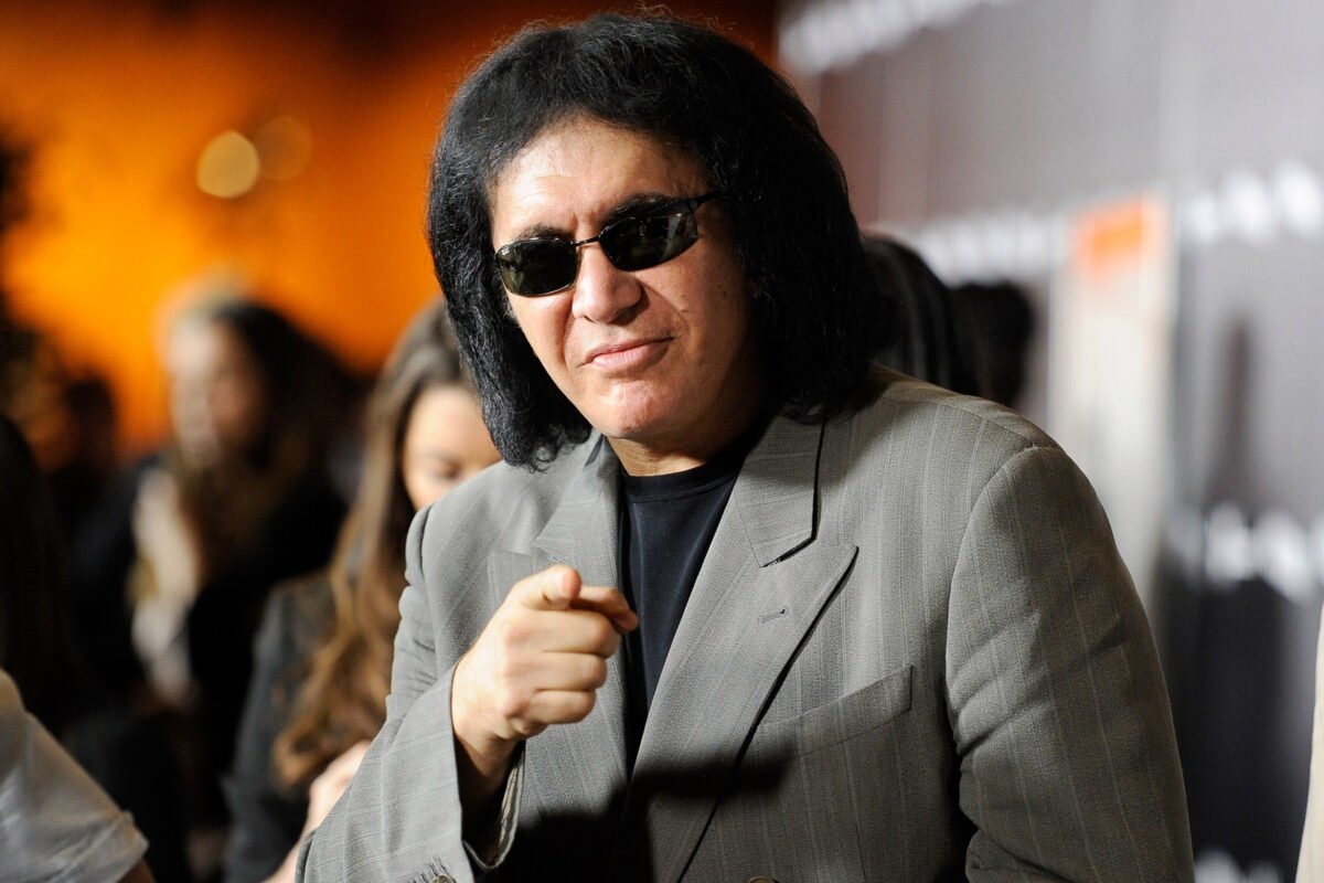 gene simmons tests positive for covid 19 kiss tour postponed gettyimages 136460060